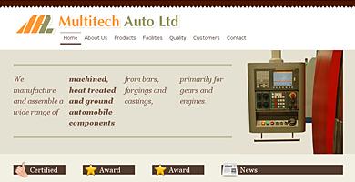 Multitech Auto Ltd.
