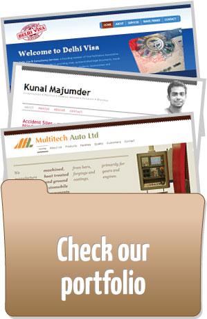 Check our portfolio