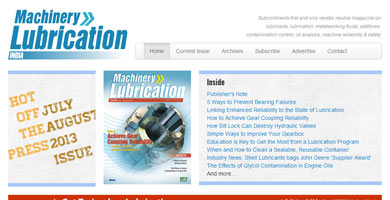 Machinery Lubrication India