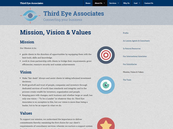 Third Eye Associates - Contact